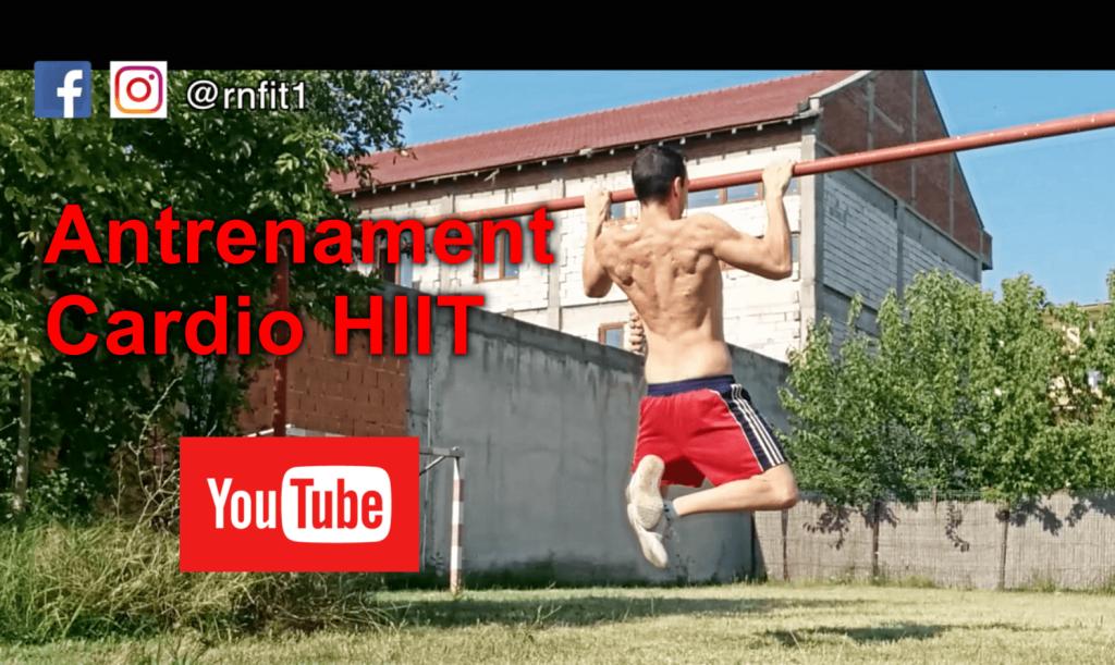 Antrenament Cardio pe Intervale | HIIT