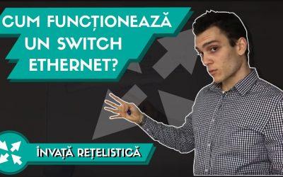 Ce este un Switch, ce este un VLAN si cum functioneaza acestea?