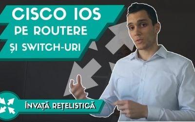 💻 Configuratii de Baza pe Routere si Switch-uri Cisco