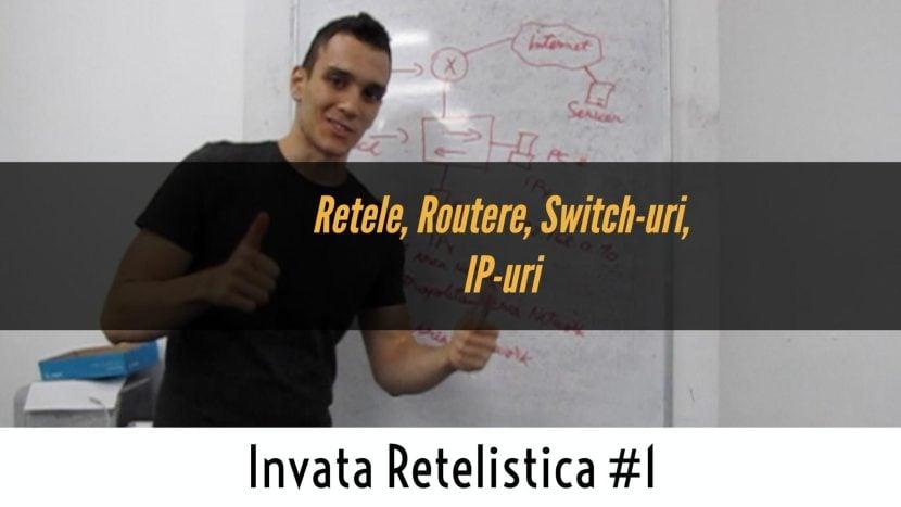 💻 Ce este o Retea ? | Introducere in Retele de Calculatoare | Invata Retelistica #1
