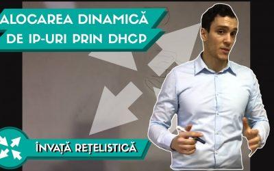 🔥 Ce este DHCP si cum se Configureaza un Server DHCP ?