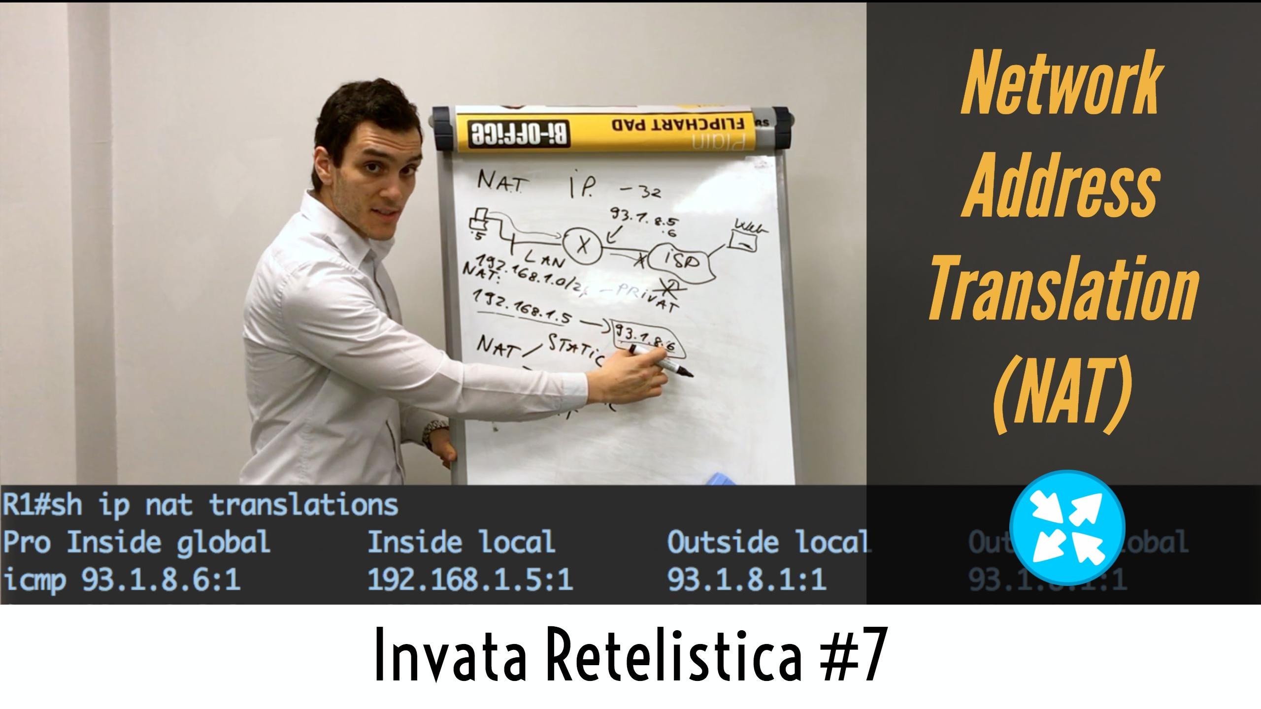 🇷🇴Cum arata adresele IP Publice, Private si ce Legatura au cu NAT ? | Invata Retelistica #7