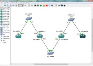 cum creez un laborator de retele in gns3
