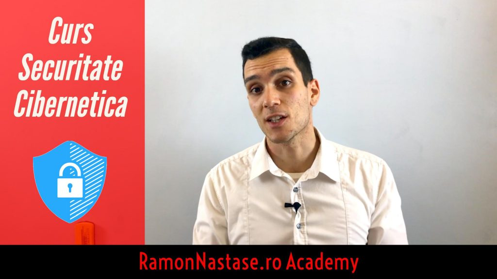 curs online introducere in securitate cibernetica ramon nastase academy