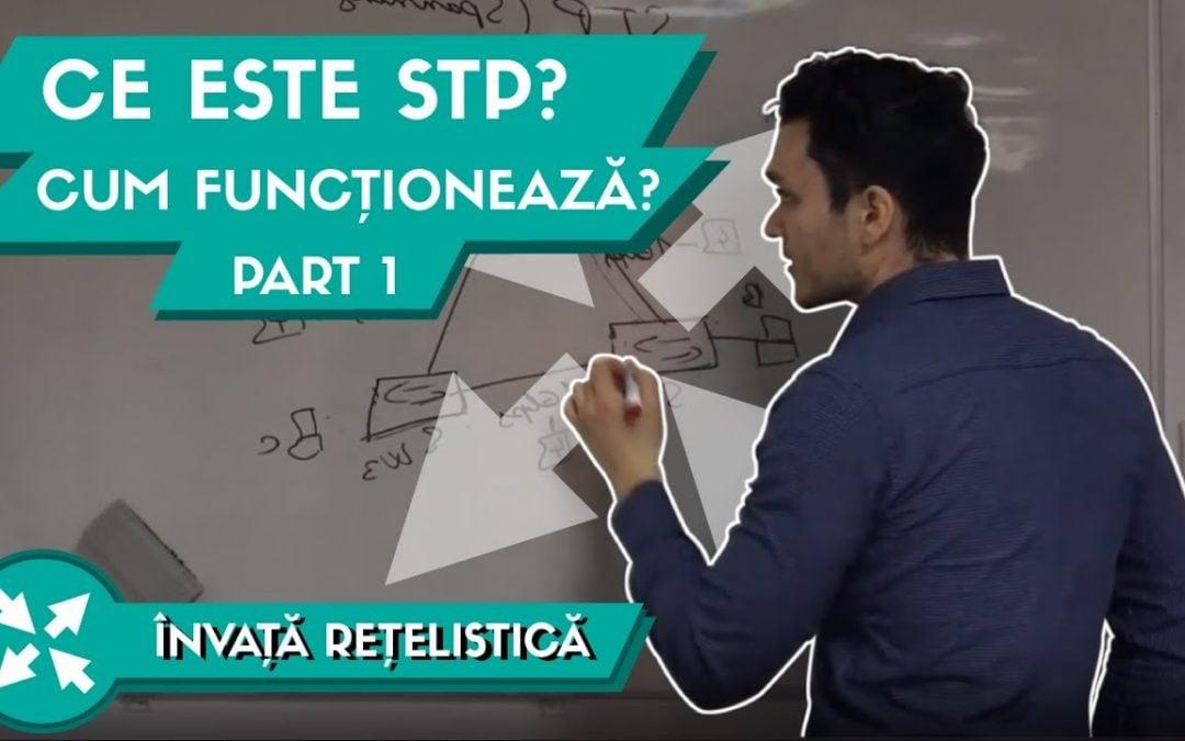 Ce este STP (Spanning-Tree Protocol) si cum Functioneaza pe Switch-uri?