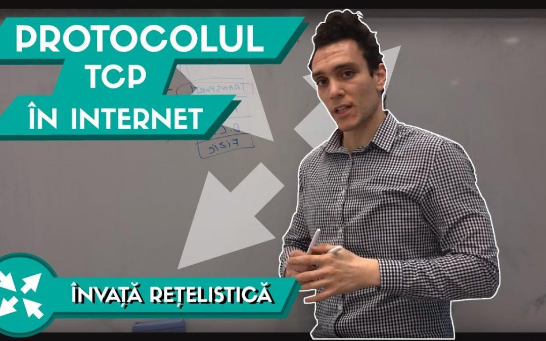 Ce este Protocolul TCP si cum Functioneaza?