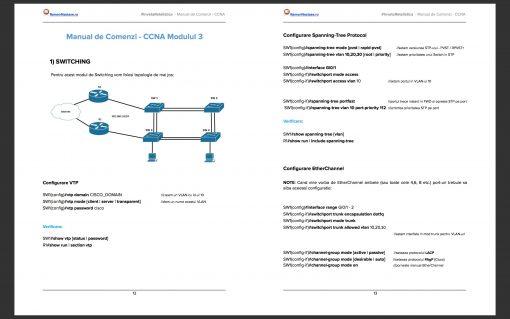 manual de comenzi modulul 3 ccna ramon nastase