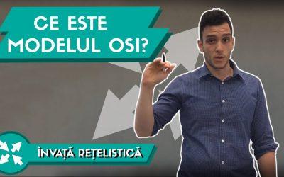 🌍 Ce este Modelul OSI si care sunt cele 7 Nivele ale acestuia?