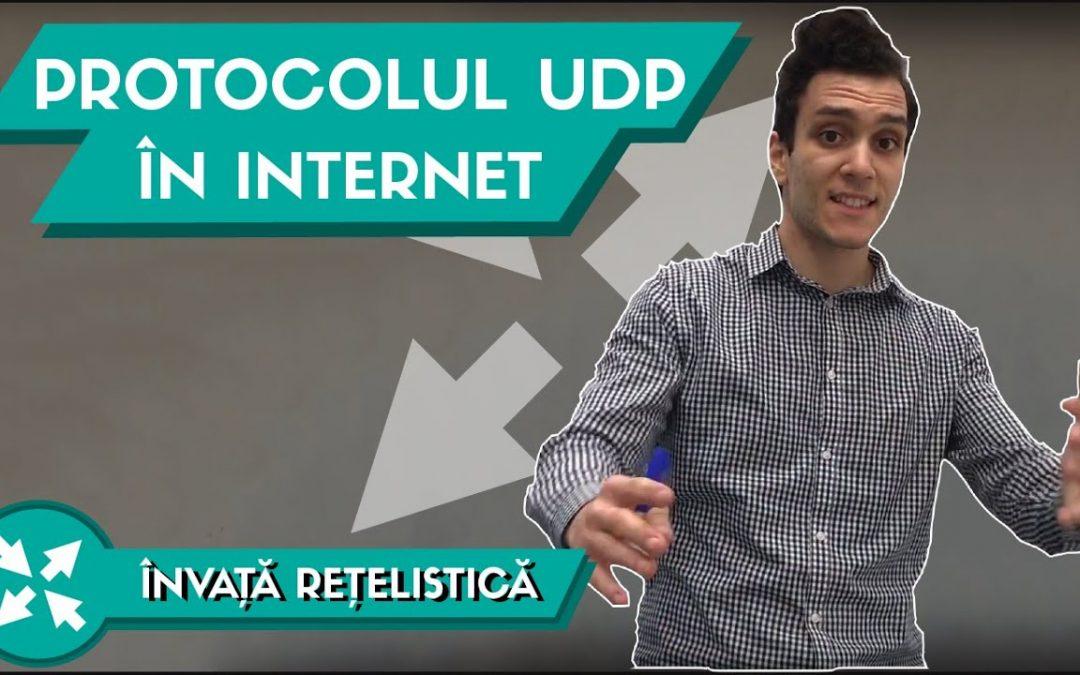 Ce este UDP si cum functioneaza?