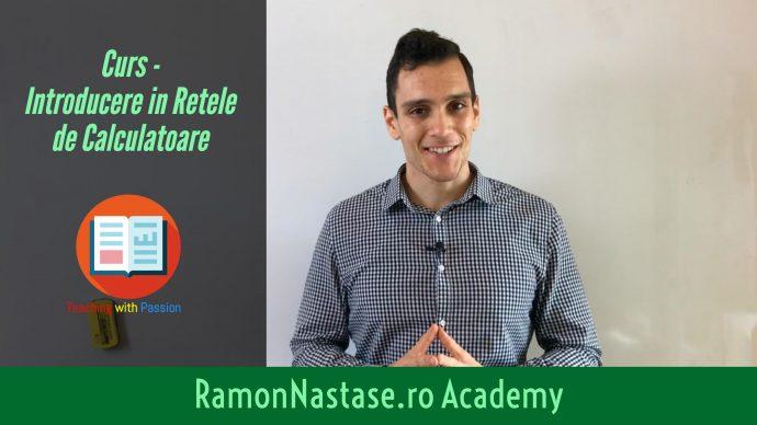 curs online de retele de calculatoare ramon nastase academy
