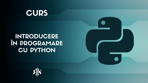 curs online programare in Python