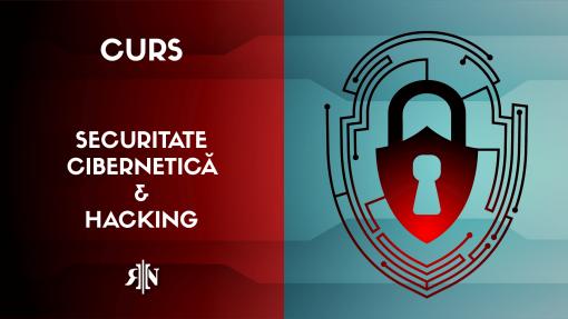Curs online introducere in securitate cibernetica si hacking