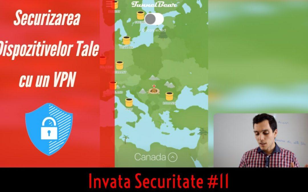 Cum sa iti Protejezi Conexiunea la Internet cu VPN Security ? | Invata Securitate #11