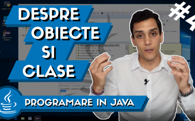 Clase, Obiecte si Constructori in Java | Programare Orientata pe Obiecte