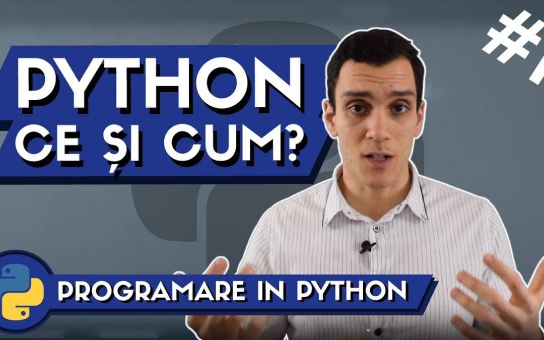 💻 Cum sa inveti Programare de la 0 (folosind Python) ? | Invata Programare #0