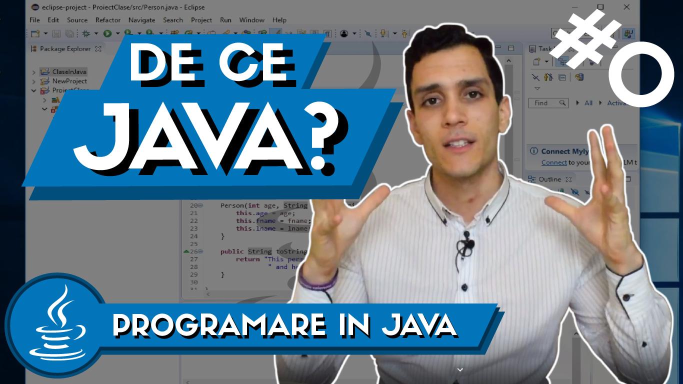 tutorial de programare orientata pe obiecte in java