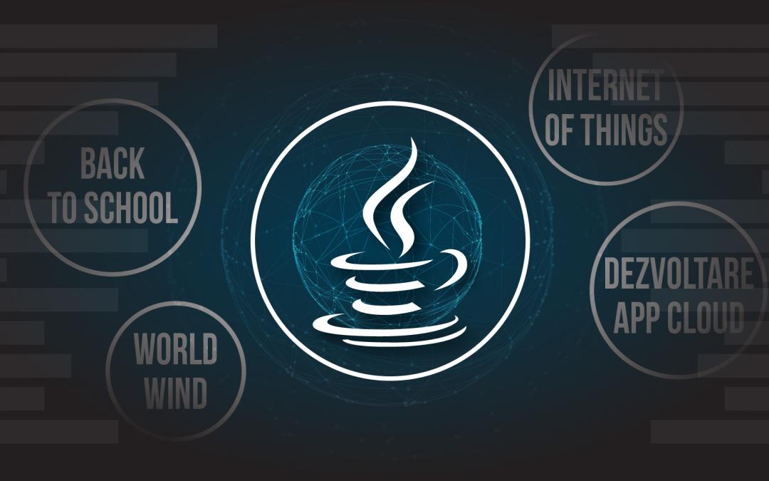 😮 Vezi ce poti face cu Java: IoT, NASA si multe altele