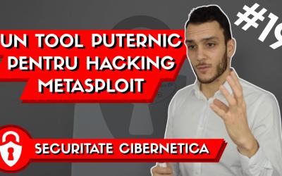 💻 Cel mai puternic TOOL de Hacking | Introducere in Metasploit