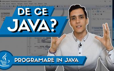 Limbajul de Programare JAVA: Tot ce trebuie sa stii ca incepator 💻