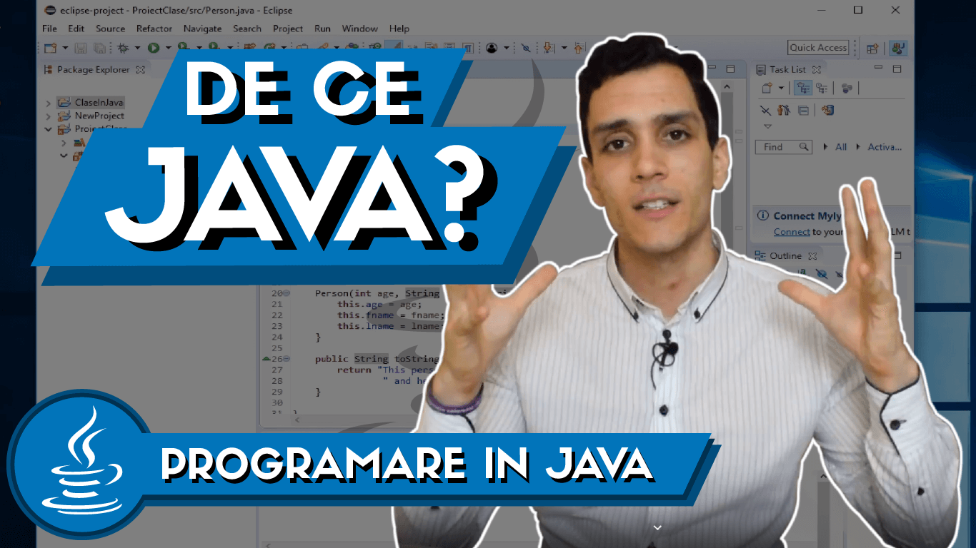 tutorial de programare in java - ramon nastase
