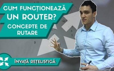 Ce este un Router si cum functioneaza?