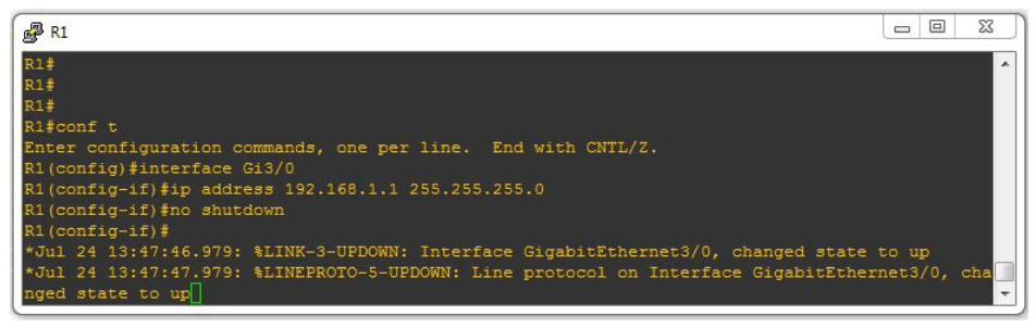 Configuratii de Baza pe Routere si Switch-uri Cisco 2